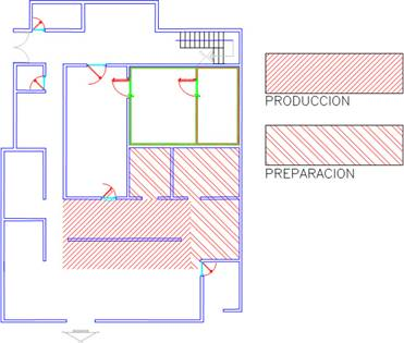 Croquis de cocinas affordable pin itmis ideas with for Areas de un restaurante