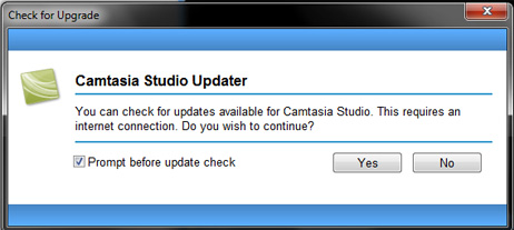 Camtasia studio. Vídeo
