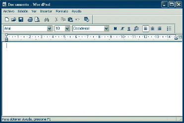 Windows XP. Accesorios: Bloc de notas y WordPad