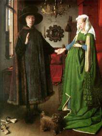 &quot;El Matrimonio de Arnolfini&quot; por Jan Van Eyck
