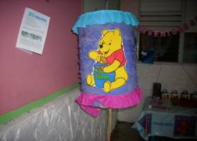 Pi&ntilde;ata infantiles