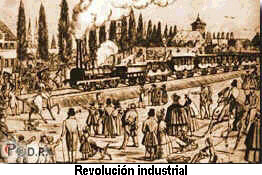 Revoluci&oacute;n industrial