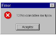 Visual Basic. Manejo de errores (2/2)