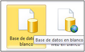 base de datos en blanco 1