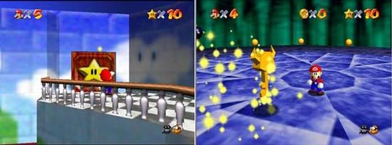 Mario 64. Juevo de video 1