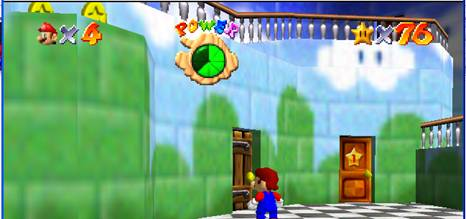 Juego de video. Mario 2