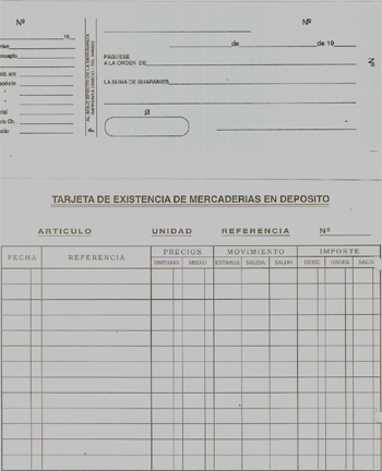 Formato de los documentos (2/2)