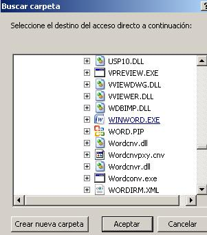 Escritorio de Windows