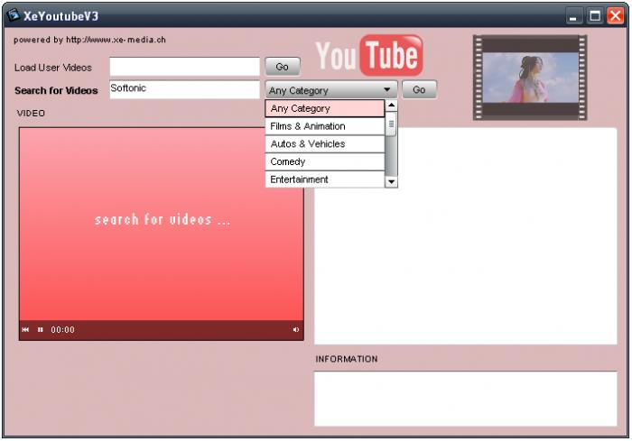 Como bajar videos de youtube con xe-youtube